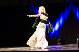 Winner of Grand Diva 2012, 2013 - Maizena, Denmark (Photo: Thomas Buchberg)