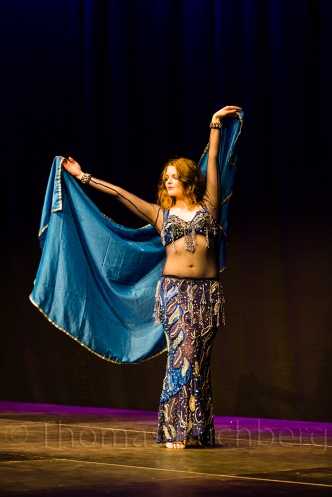 Category Soloists 2012 - Inessa, Denmark (Photo: Thomas Buchberg)