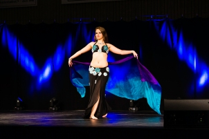 Suvi, Finland, 3rd place 2012 and 2nd place 2013 soloist category, Photo: Thomas Buchberg